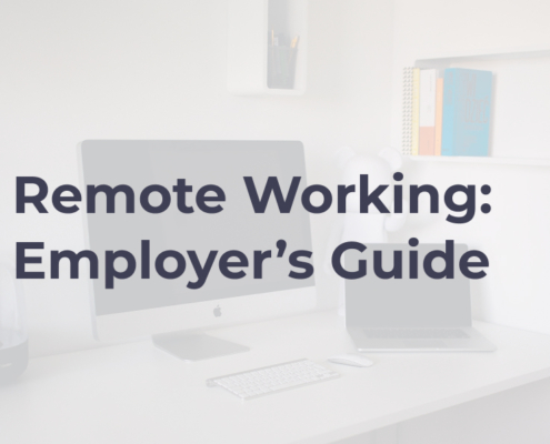 Remote Working: Employer's Guide