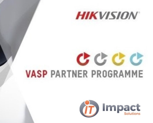 Hikvision partnership with Impact IT